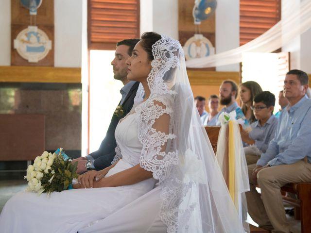 El matrimonio de Clement y Maurent en La Victoria, Amazonas 19