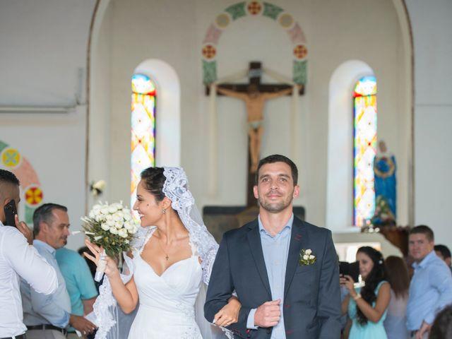 El matrimonio de Clement y Maurent en La Victoria, Amazonas 22