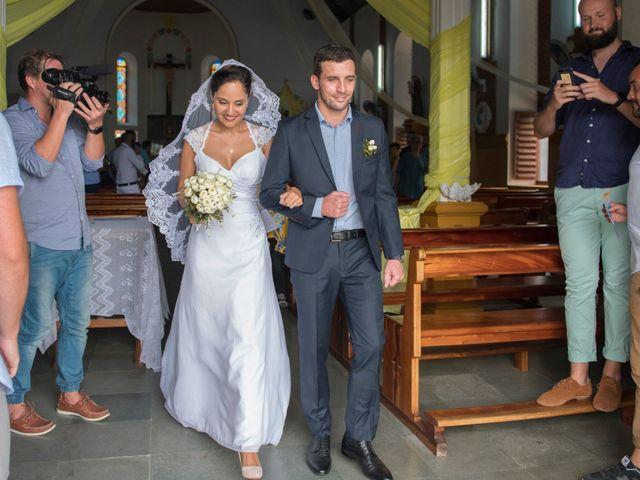 El matrimonio de Clement y Maurent en La Victoria, Amazonas 23