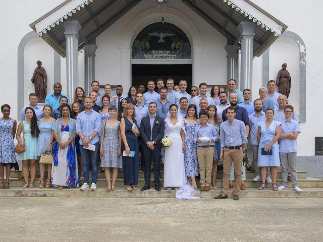 El matrimonio de Clement y Maurent en La Victoria, Amazonas 24