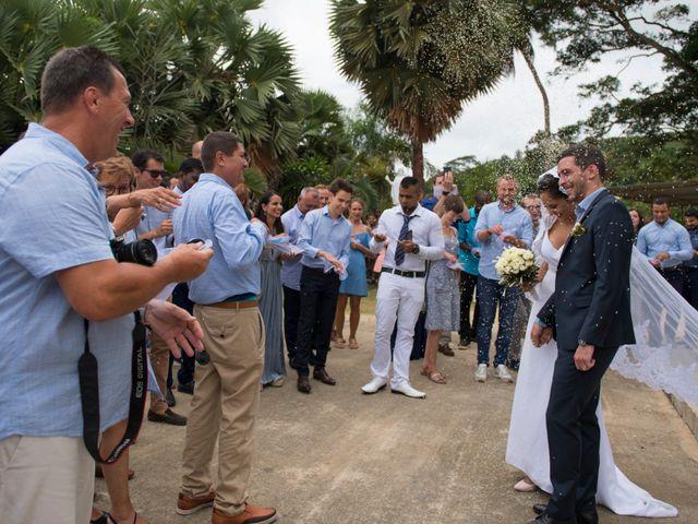 El matrimonio de Clement y Maurent en La Victoria, Amazonas 25