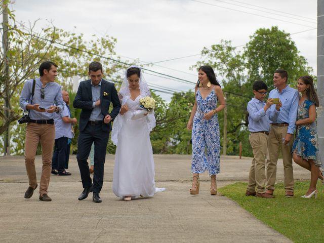 El matrimonio de Clement y Maurent en La Victoria, Amazonas 27