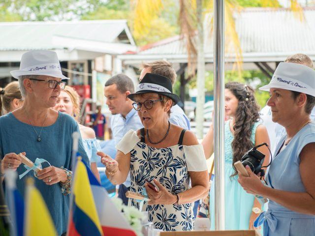 El matrimonio de Clement y Maurent en La Victoria, Amazonas 34