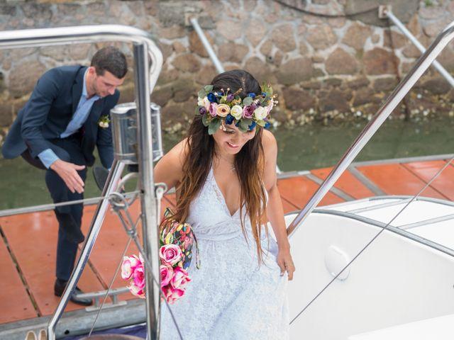 El matrimonio de Clement y Maurent en La Victoria, Amazonas 37