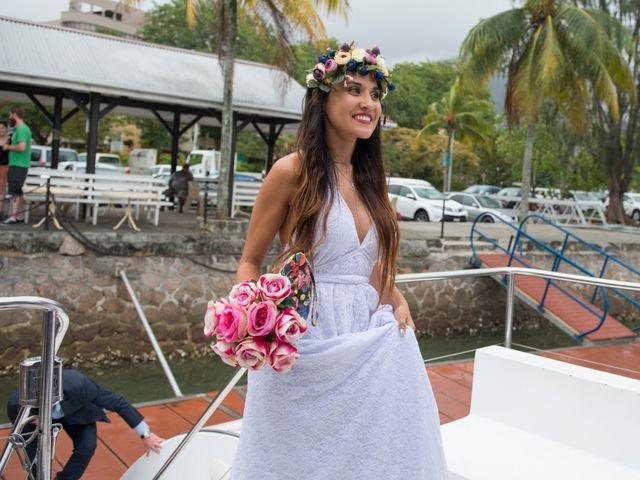 El matrimonio de Clement y Maurent en La Victoria, Amazonas 38