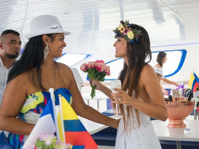 El matrimonio de Clement y Maurent en La Victoria, Amazonas 40