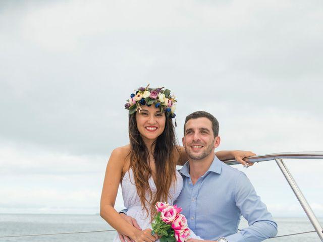 El matrimonio de Clement y Maurent en La Victoria, Amazonas 41