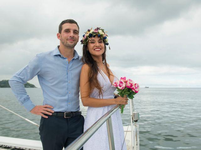 El matrimonio de Clement y Maurent en La Victoria, Amazonas 42