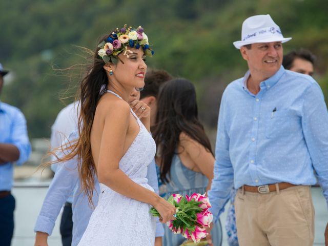 El matrimonio de Clement y Maurent en La Victoria, Amazonas 45