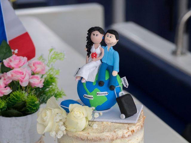 El matrimonio de Clement y Maurent en La Victoria, Amazonas 48