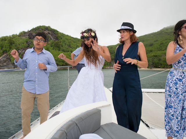 El matrimonio de Clement y Maurent en La Victoria, Amazonas 49
