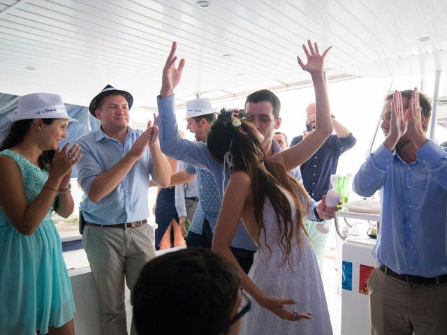 El matrimonio de Clement y Maurent en La Victoria, Amazonas 52