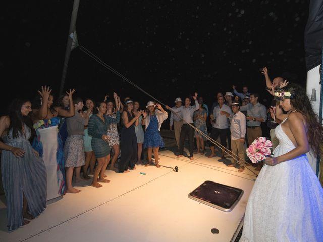 El matrimonio de Clement y Maurent en La Victoria, Amazonas 58