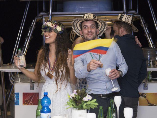 El matrimonio de Clement y Maurent en La Victoria, Amazonas 61