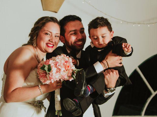 El matrimonio de Solanlly y Wilson