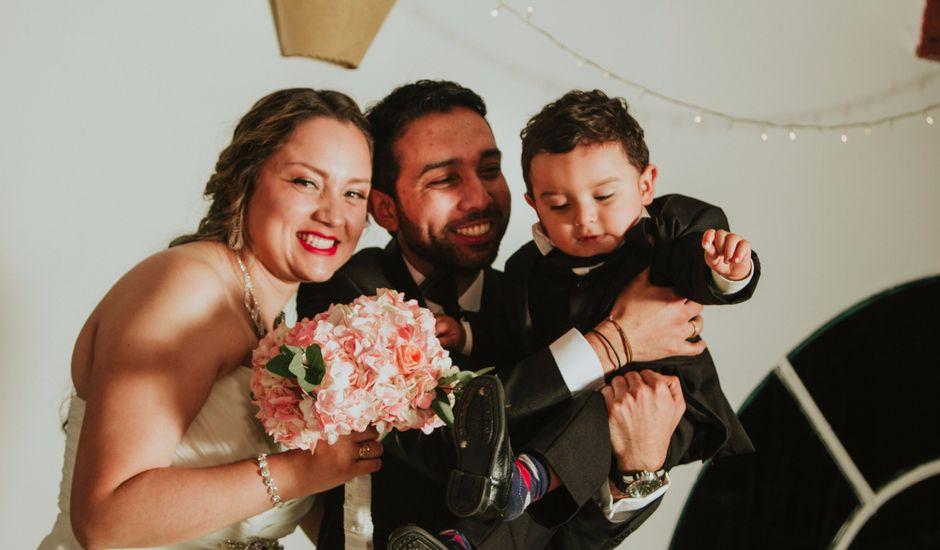 El matrimonio de Wilson y Solanlly en Bogotá, Bogotá DC