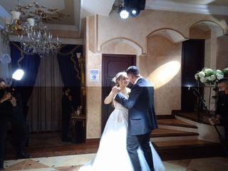 El matrimonio de Andrea y Esteban 1