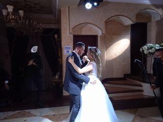El matrimonio de Andrea y Esteban