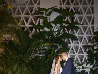 El matrimonio de Cindy y Gustavo 1