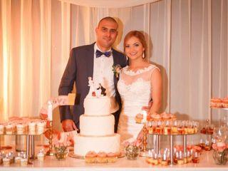 El matrimonio de Cindy y Gustavo
