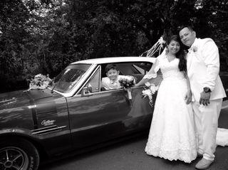 El matrimonio de Jessica y Oscar Alberto 1