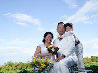 El matrimonio de Jessica y Oscar Alberto 2
