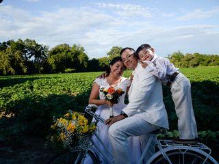 El matrimonio de Jessica y Oscar Alberto 3
