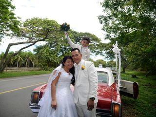 El matrimonio de Jessica y Oscar Alberto