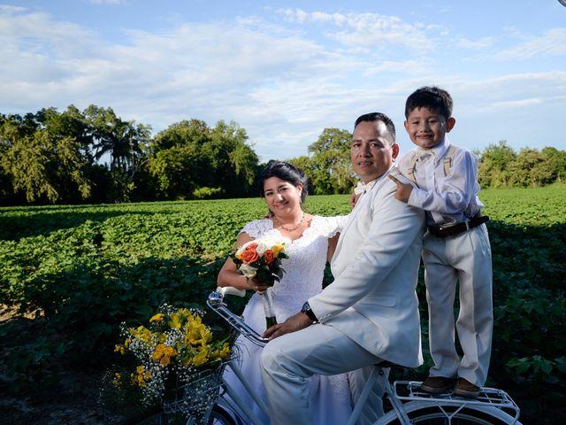 El matrimonio de Oscar Alberto y Jessica en Espinal, Tolima 6