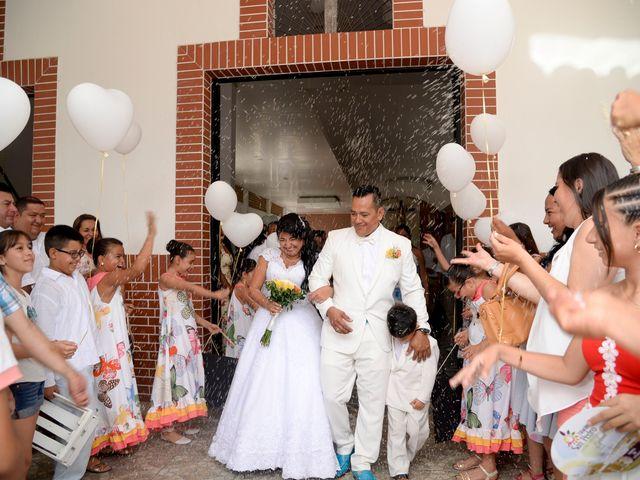El matrimonio de Oscar Alberto y Jessica en Espinal, Tolima 19