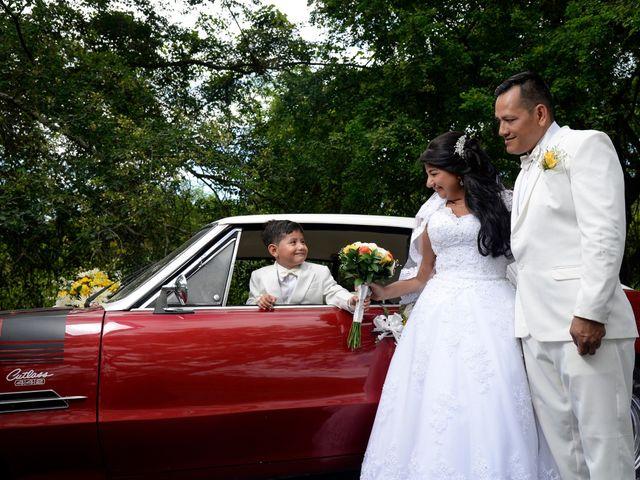 El matrimonio de Oscar Alberto y Jessica en Espinal, Tolima 1