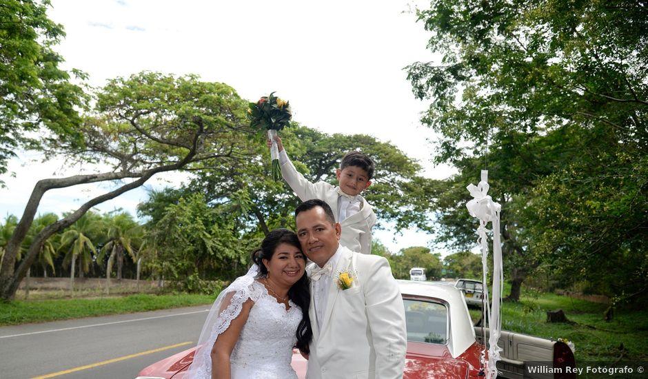 El matrimonio de Oscar Alberto y Jessica en Espinal, Tolima