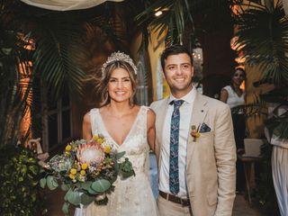 El matrimonio de Nataly y Nolan