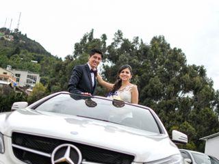 El matrimonio de Anny y Juan Carlos 3