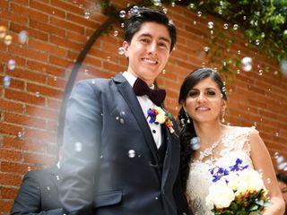 El matrimonio de Anny y Juan Carlos