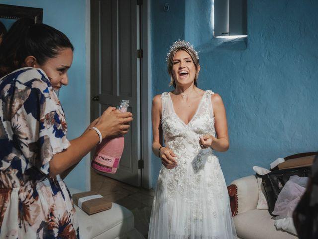 El matrimonio de Nolan y Nataly en Cartagena, Bolívar 6