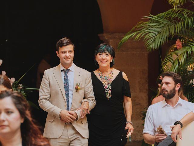 El matrimonio de Nolan y Nataly en Cartagena, Bolívar 18