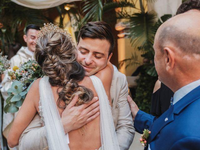 El matrimonio de Nolan y Nataly en Cartagena, Bolívar 22