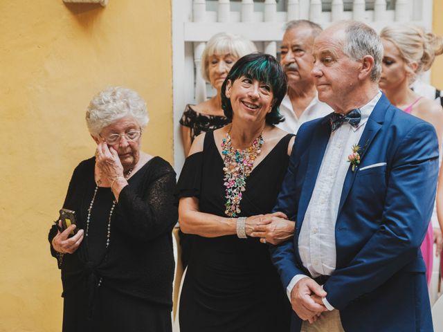 El matrimonio de Nolan y Nataly en Cartagena, Bolívar 23
