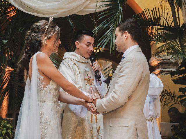 El matrimonio de Nolan y Nataly en Cartagena, Bolívar 26
