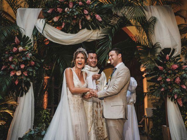 El matrimonio de Nolan y Nataly en Cartagena, Bolívar 28