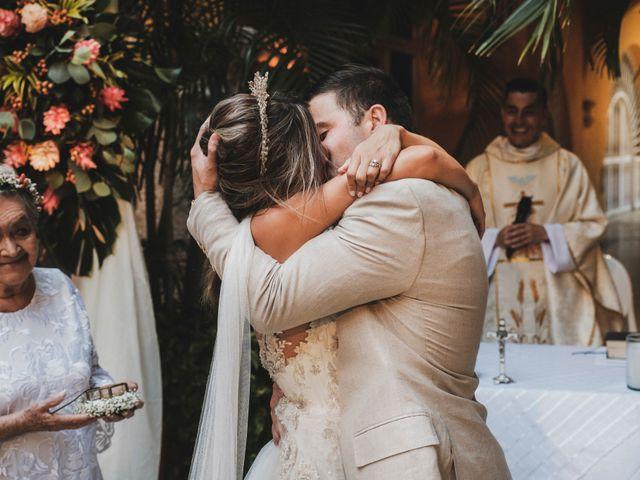 El matrimonio de Nolan y Nataly en Cartagena, Bolívar 29
