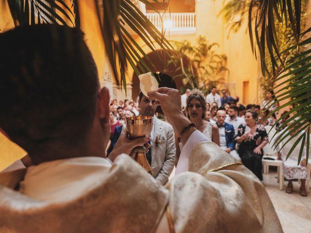 El matrimonio de Nolan y Nataly en Cartagena, Bolívar 31