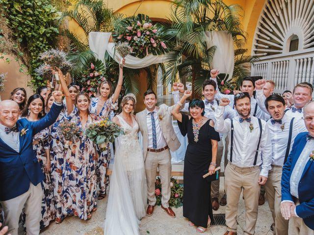 El matrimonio de Nolan y Nataly en Cartagena, Bolívar 32