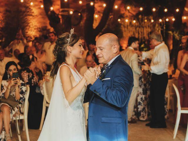 El matrimonio de Nolan y Nataly en Cartagena, Bolívar 56