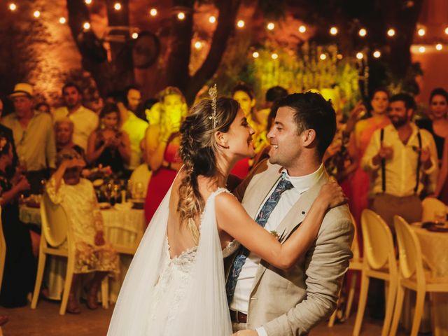 El matrimonio de Nolan y Nataly en Cartagena, Bolívar 58