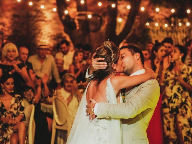 El matrimonio de Nolan y Nataly en Cartagena, Bolívar 59