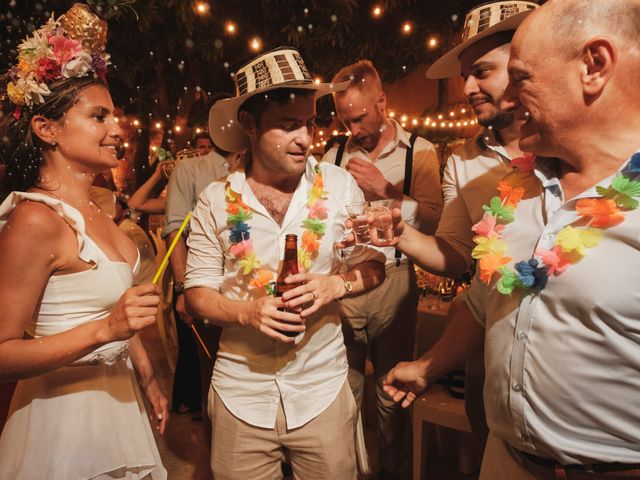El matrimonio de Nolan y Nataly en Cartagena, Bolívar 61