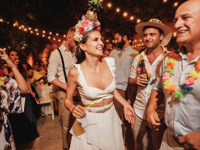 El matrimonio de Nolan y Nataly en Cartagena, Bolívar 63