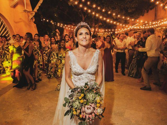 El matrimonio de Nolan y Nataly en Cartagena, Bolívar 70
